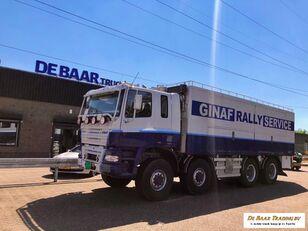 камион фургон GINAF M 4446-S 8x8 assistentie voertuig