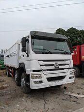 камион фургон HOWO 336 HP 8x4 Drive Stake Body General Cargo Truck