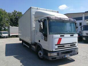 камион фургон IVECO EUROCARGO 60E15 FURGONE 6 MT + SPONDA ANTEO 1000 KG