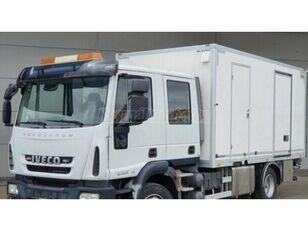 камион фургон IVECO Eurocargo 120 E 25 Doka Műhelykocsi