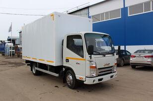 нов камион фургон JAC Промтоварный автофургон (европромка) на шасси JAC N56