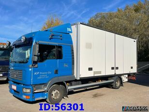 камион фургон MAN TGL 12.210