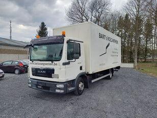 камион фургон MAN TGL 8.180 taillift/hayon - euro 5 - very good tyres