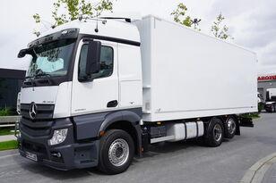 камион фургон MERCEDES-BENZ Actros 2540 container / 6 x 2 / 18 EP