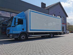 камион фургон PALFINGER winda MBB C 1500L + zabudowa / kontener