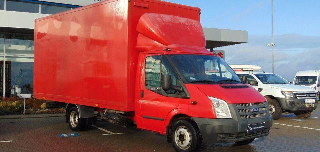 камион фургон FORD Transit 350