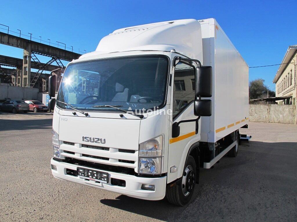 нов камион фургон ISUZU