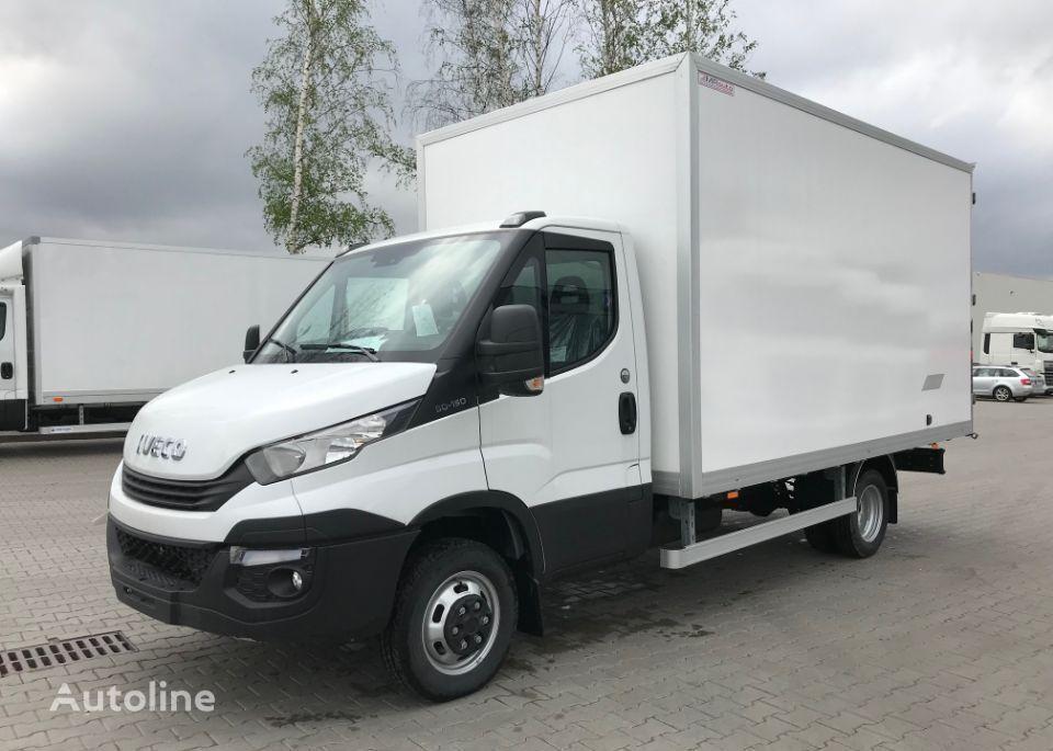 нов камион фургон IVECO DAILY