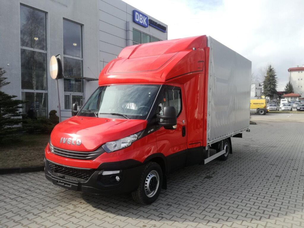 нов камион фургон IVECO DAILY 35S18