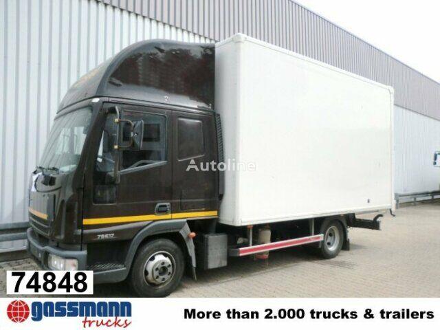 камион фургон IVECO EuroCargo 75 E 17/4,2, 5x VORHANDEN! Klima