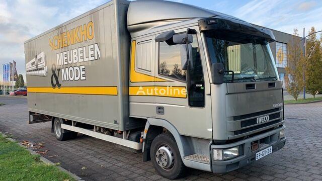 камион фургон IVECO Eurocargo 75E14