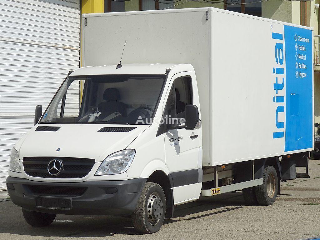 камион фургон MERCEDES-BENZ SPRINTER 516CDI