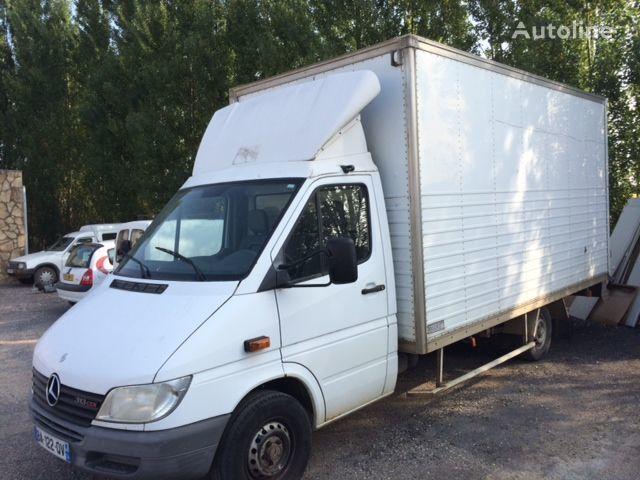 камион фургон MERCEDES-BENZ sprinter