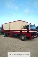 камион фургон VOLVO FL617 left hand drive 17.5 ton manual pump full springs