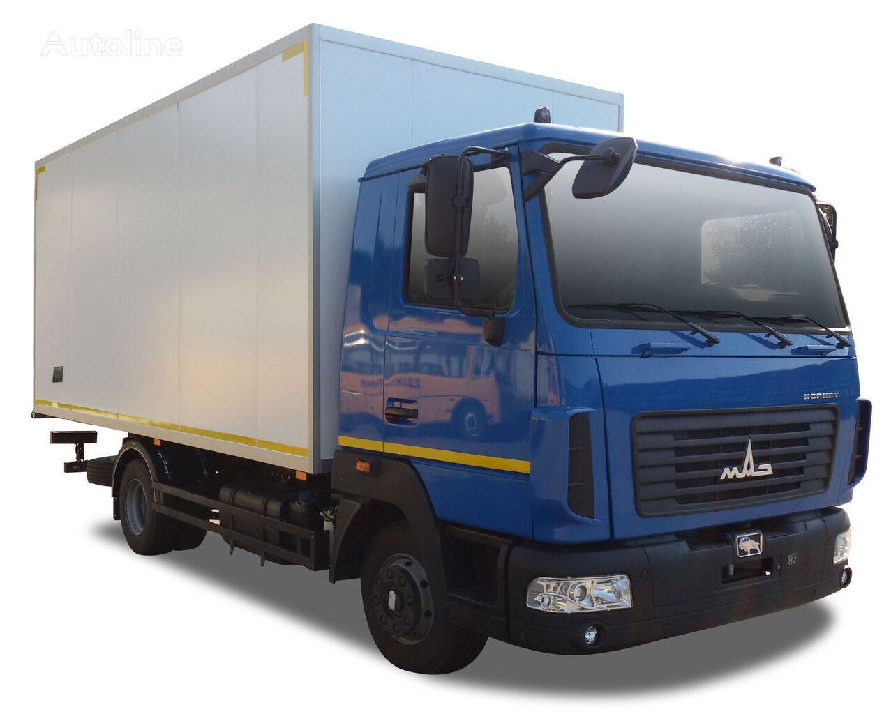 нов камион фургон МАЗ