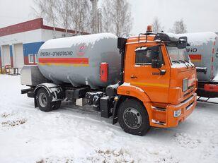 нов камион газовоз КАМАЗ 45253