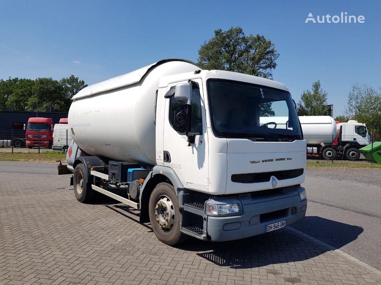 камион газовоз RENAULT Premium 270 dci
