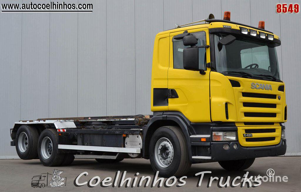 камион кабелна система SCANIA G 420