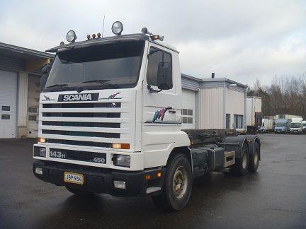 камион кабелна система SCANIA R143 HL