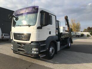 камион контейнеровоз КАМАЗ TGS 18.440 EU5 HYVA LÁNCOS KONTÉNERES MANUAL