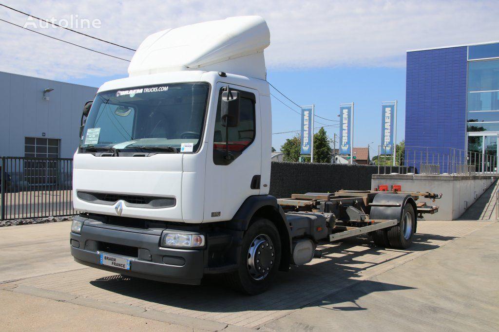 камион контейнеровоз RENAULT PREMIUM 270 DCI