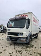 камион магазин DAF motrice 2 assi furgone sponda