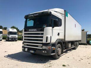 камион магазин SCANIA R114 380 motrice 3 assi