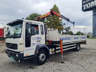 камион магазин VOLVO FL220.12 / PK 7000A / NL brief