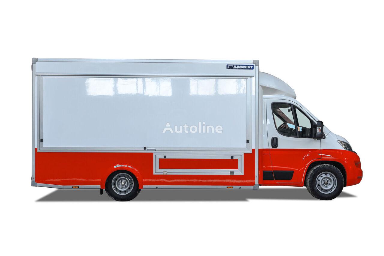 нов камион магазин FIAT Grill Kurczak Food Truck Handlowy