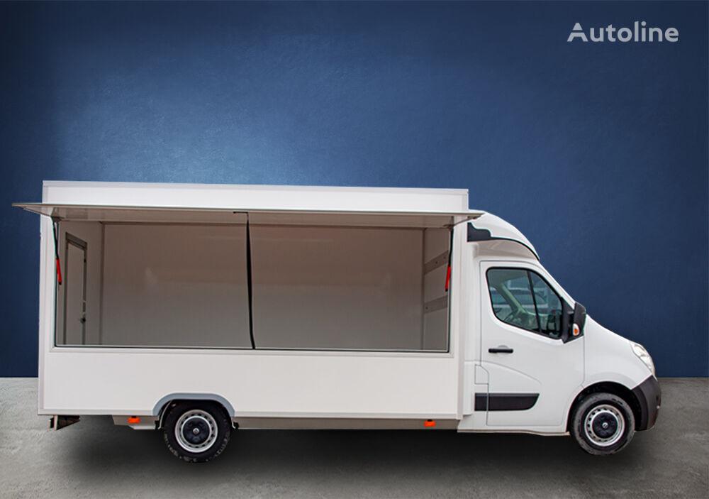 нов камион магазин OPEL Movano Imbiss, Verkaufmobil, Food Truck