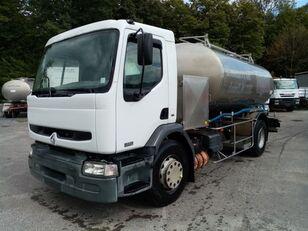 камион млековоз RENAULT Premium 370 370 DCI CITERNE EN INOX ETA (7000L+4000L) isotherme