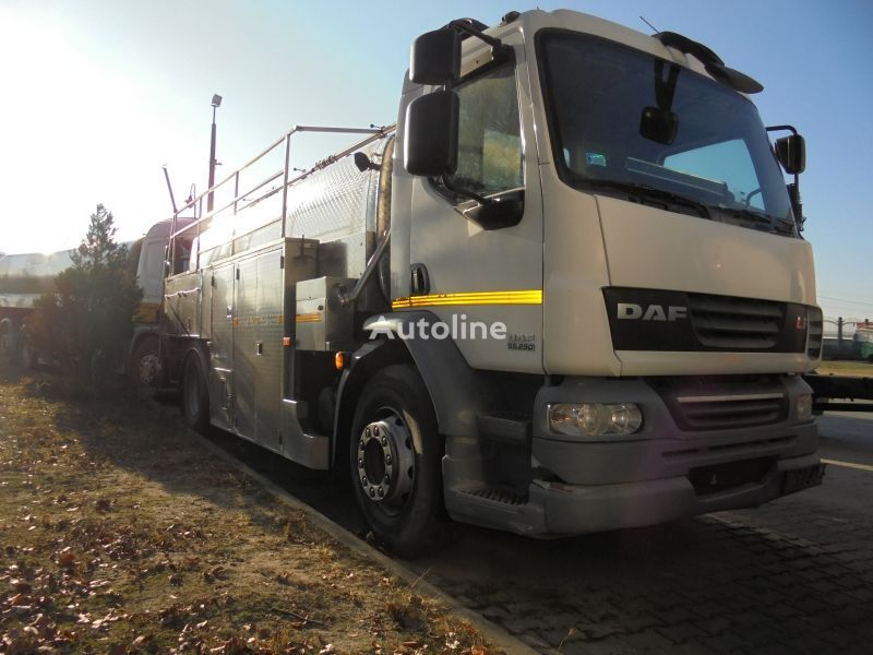 камион млековоз DAF LF 55 250