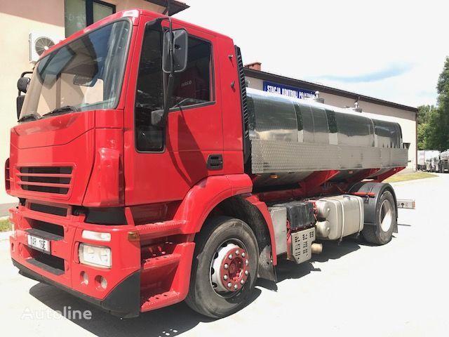 камион млековоз IVECO