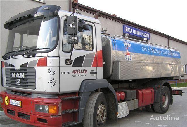 камион млековоз MAN 19.364