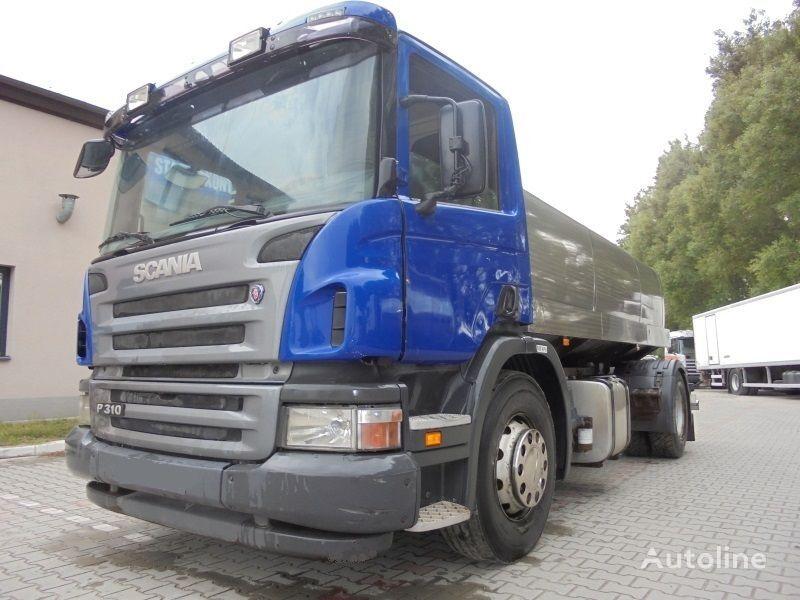 камион млековоз SCANIA P310