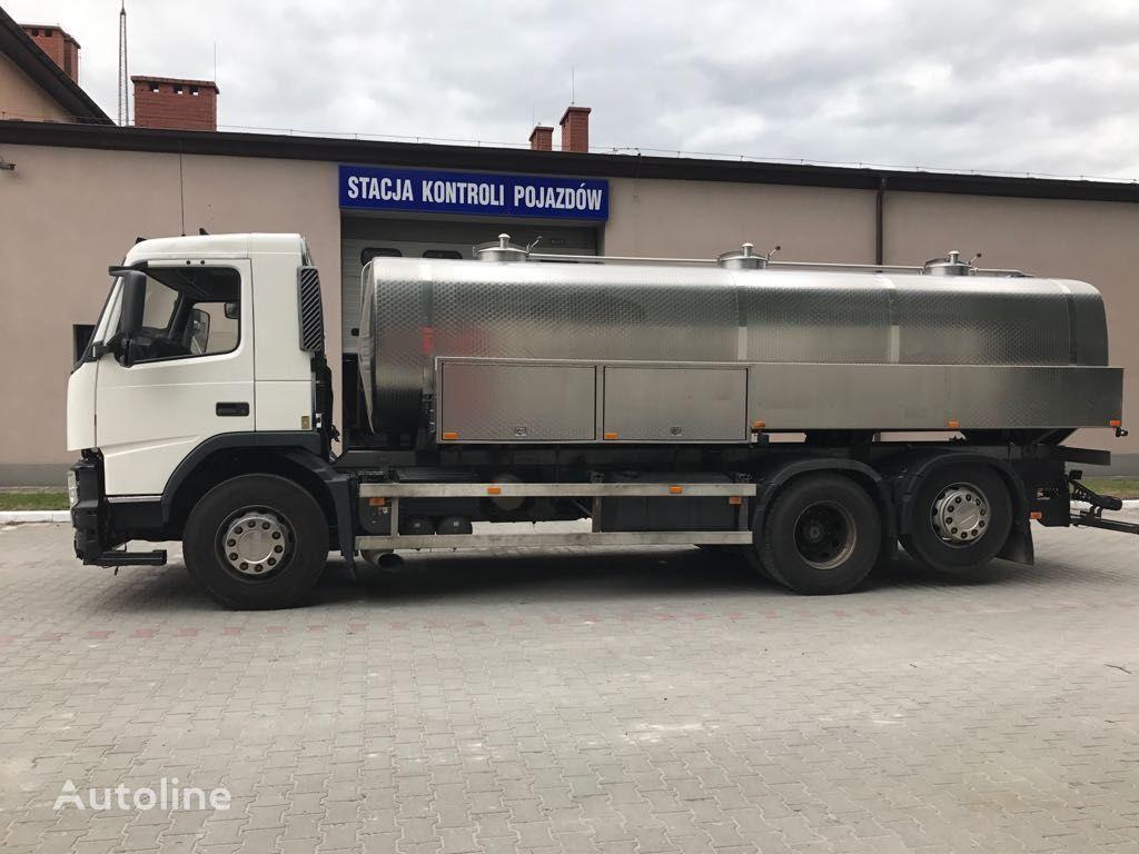 камион млековоз VOLVO FM 440