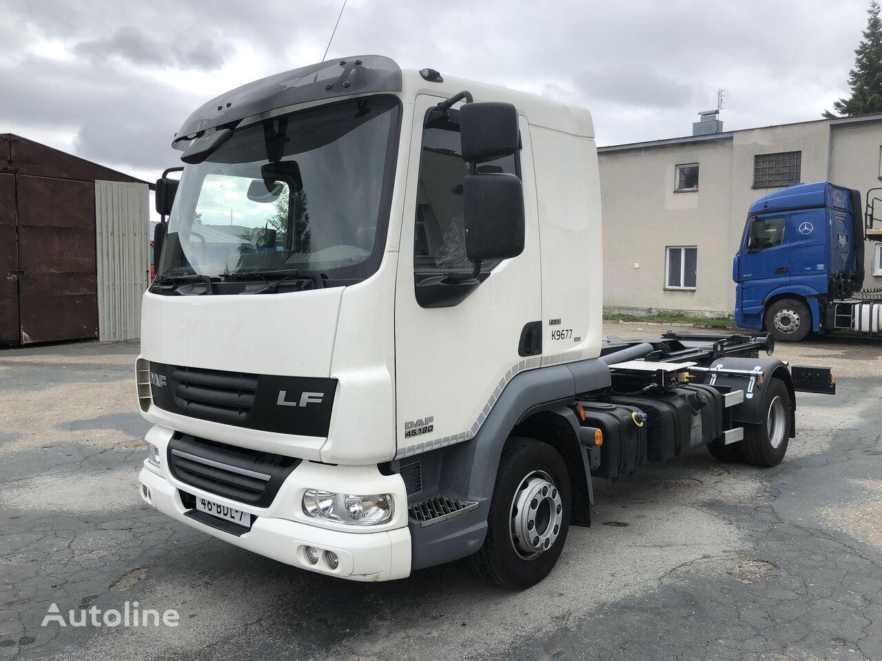 камион мултилифт с кука DAF LF 45 180