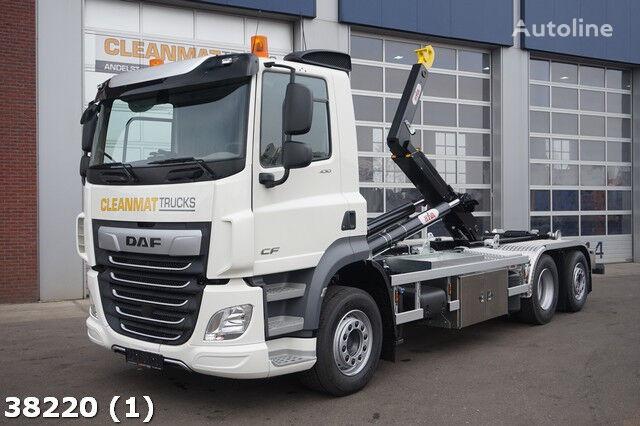 камион мултилифт с кука DAF FAN CF 430 6x2