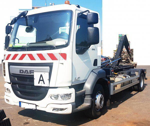 камион мултилифт с кука DAF LF 290 + Multilift