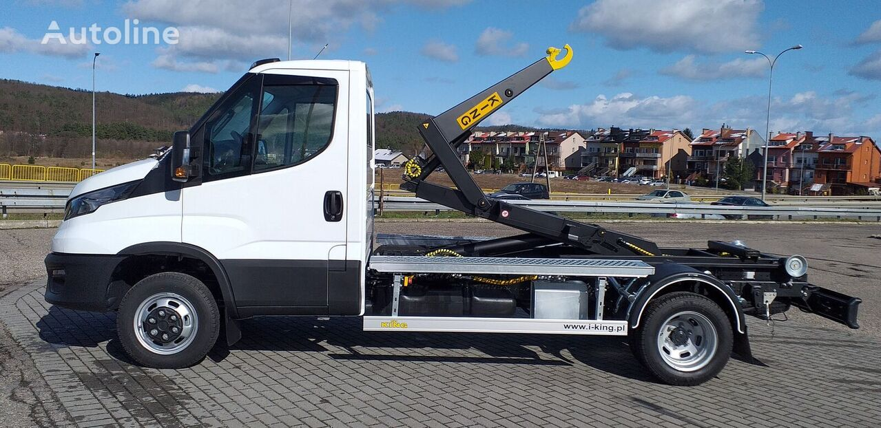 нов камион мултилифт с кука IVECO 50C16