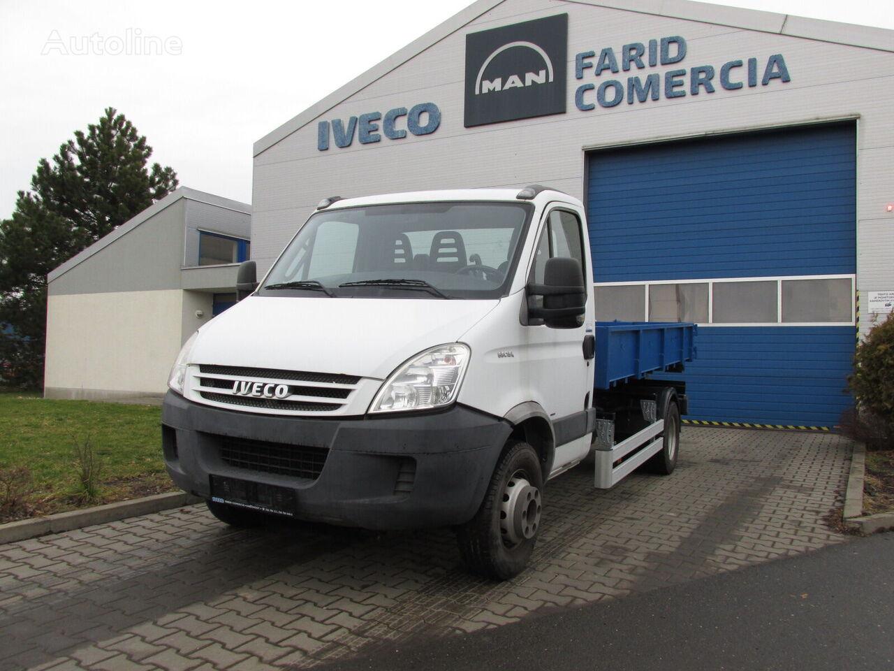 камион мултилифт с кука IVECO 65C15 K