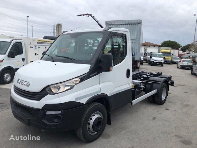 нов камион мултилифт с кука IVECO DAILY 60 C 15