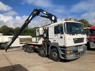 камион платформа ERF ECS11