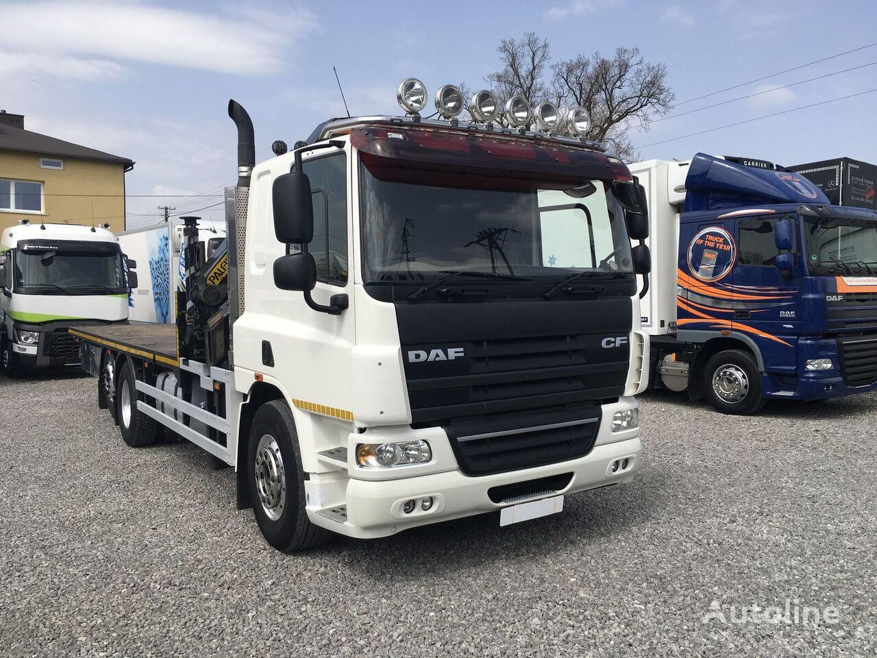 камион платформа DAF CF XF 75.310