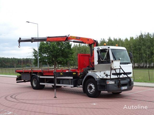 камион платформа RENAULT PREMIUM HATTY 320 DCI