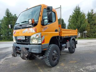 камион самосвал MITSUBISHI PFAU Rexter 4x4