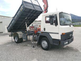 камион самосвал NISSAN Rib.Trilaterale portata 45 qli + GRU