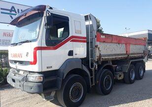 камион самосвал RENAULT Kerax 420