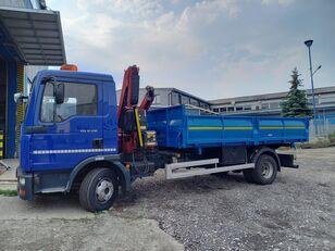 камион самосвал STAR MAN TGL 12.220