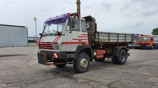 камион самосвал STEYR 19s32 4x4